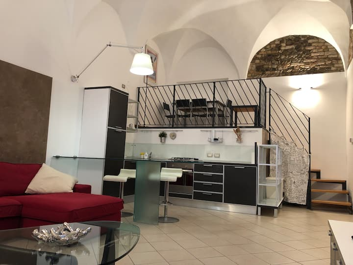 Casa LINDA elegante appartamento in centro città