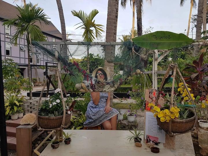 Coco Valley Garden Hotel in west of Phu Quoc