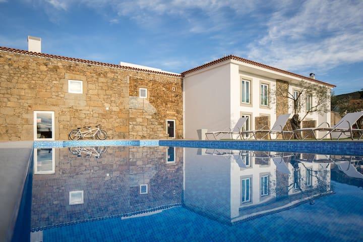 Cerca Design House - Duplo Natura - Castelo Branco - Villa