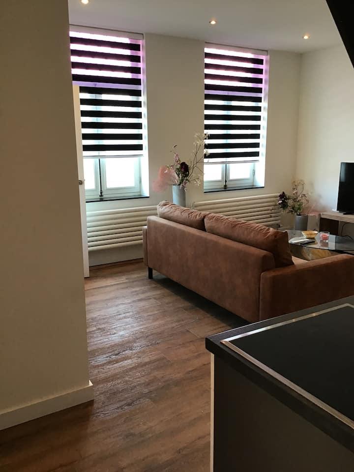 Sas van Gent, luxe appartement in centrum