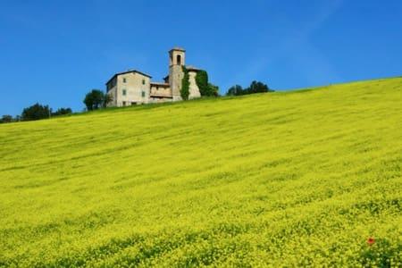 San Donato: a magical place! - Monte Cerignone