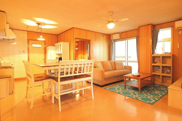 ☆Coral Sea Front☆Spacious & Cozy & Clean Room☆