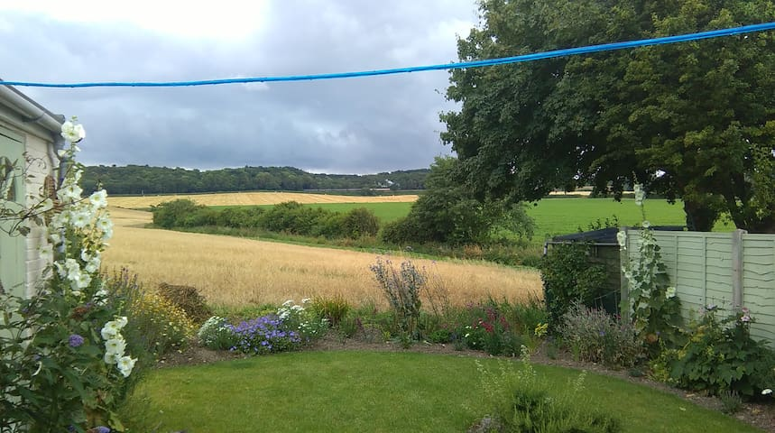 Character bungalow for 2 in Weybourne - Norfolk - Huis