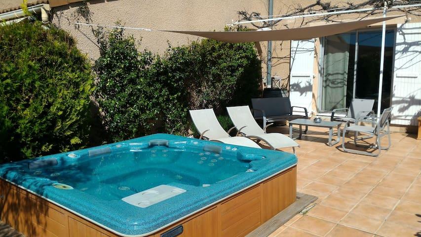 Lovely house with premium facilities near Aix - Venelles - Ev