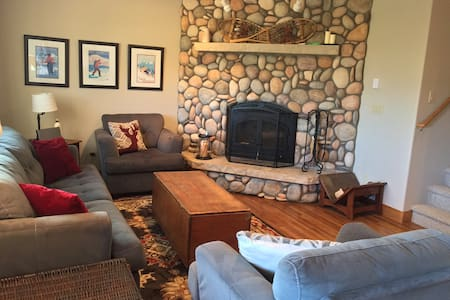 Wildernest townhome close to skiing. - Silverthorne