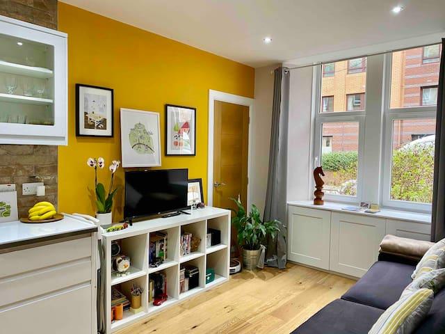 Lovely one bedroom flat near Haymarket
