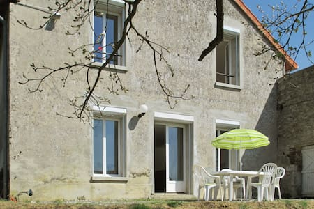 Modern house w/ furnished terrace - Monthenault - Dom