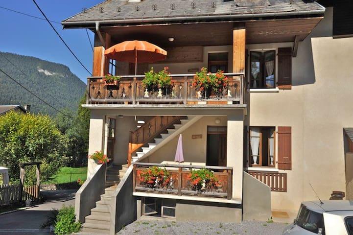 l'Arcalod - Faverges - Apartment