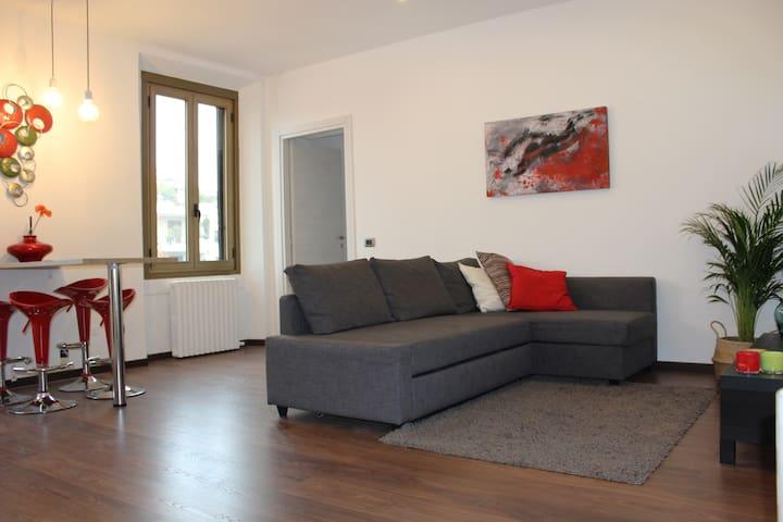 Appartamento Nuovo In Centro Monza