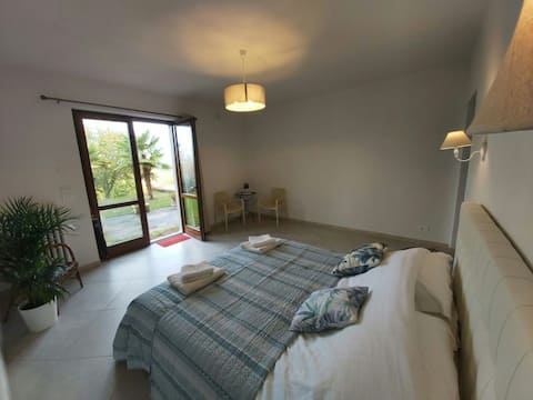 Beautiful En-Suite Room in the Barolo Countryside