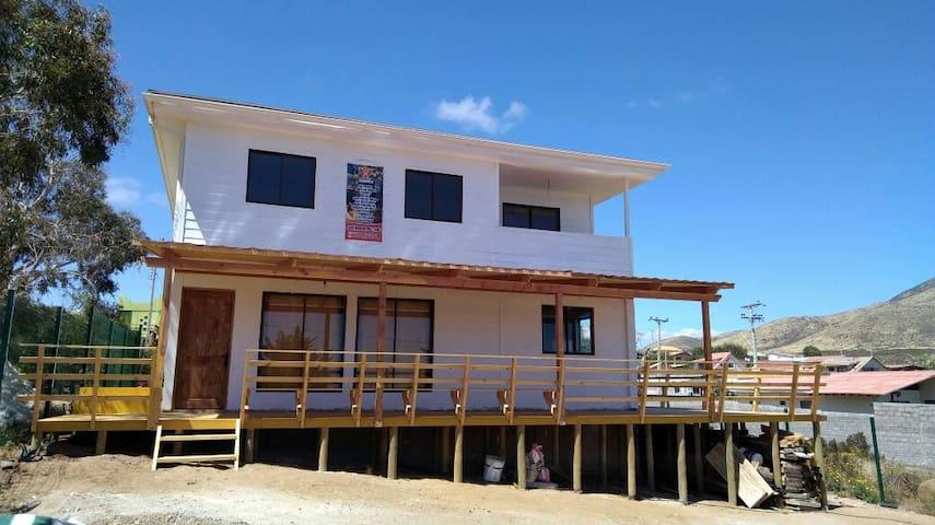 Acogedora casa en Guanaqueros