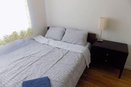 COZY AND CLEAN BEDROOM IN QUEENS - Queens - Appartement