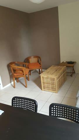 Spacieuse et calme - La Mulatière - Apartment