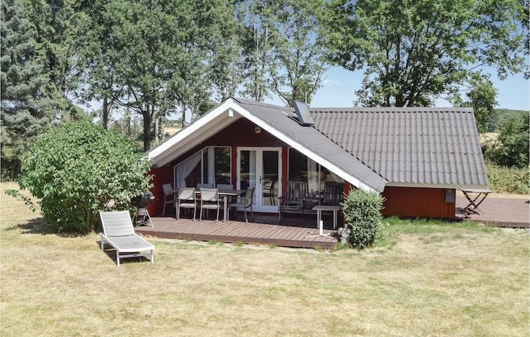 Holiday cottage with 2 bedrooms on 51m² in Humble