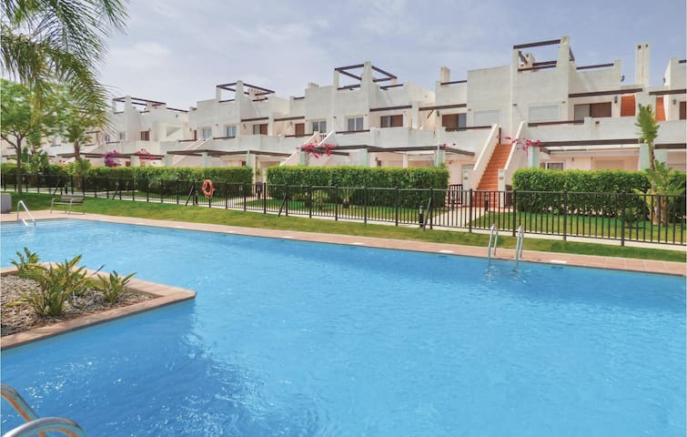 Holiday apartment with 3 bedrooms on 53m² in Condado de Alhama