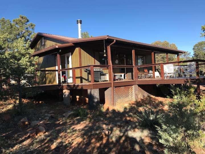 Bring Your Horses! Secluded Home in Heber