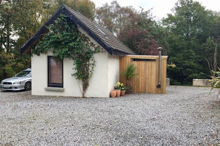 Chalet in the green Wicklow hills - Xalet