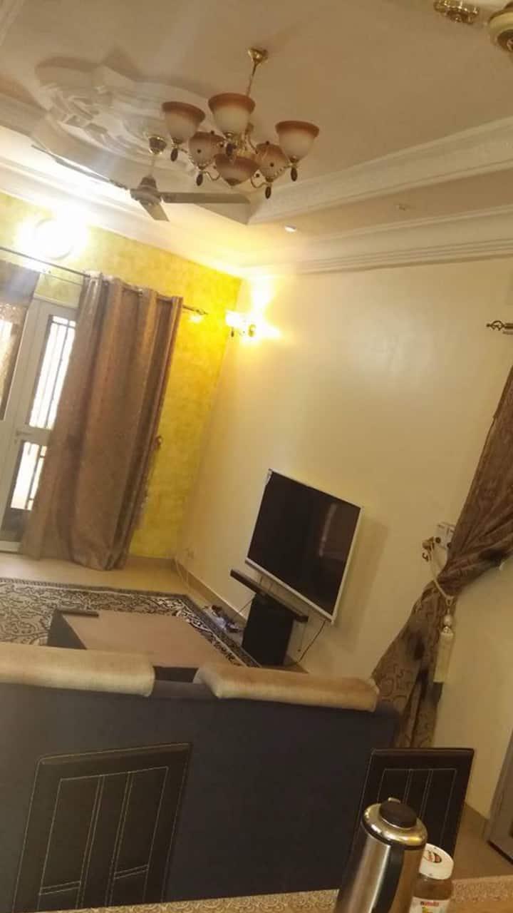Maison très propre avec vidéo surveillance