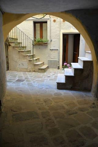 Gli Ospiti di ARCIMBOLDI - Moliterno - Dům