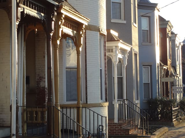 Historic Home Comfort