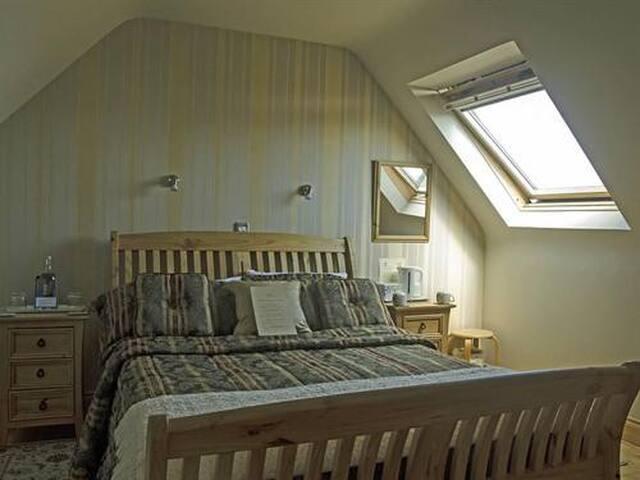 The Dormer Room