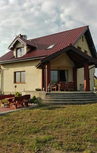 Par 1. Close to Sierra Golf. 2km. - Wejherowo - บ้าน