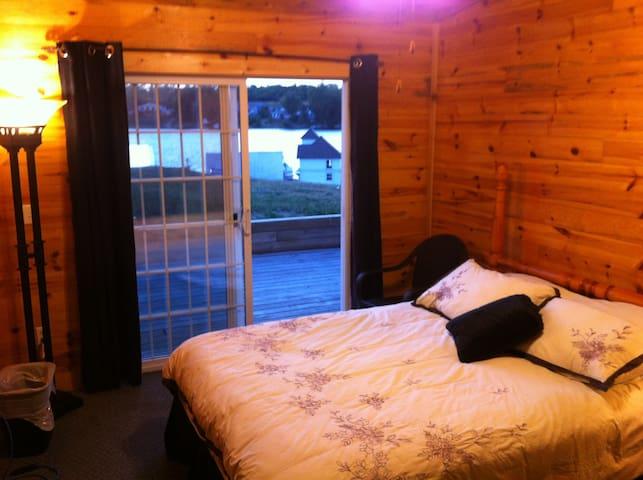 Guestroom in the Suite