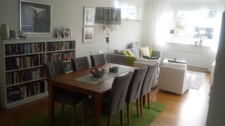 Great house 10 min from Stockholm c