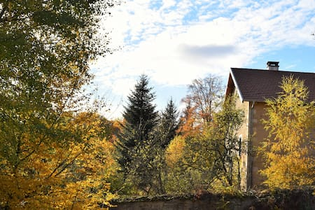 La Ferme du Château de Bellevue (peace and nature)