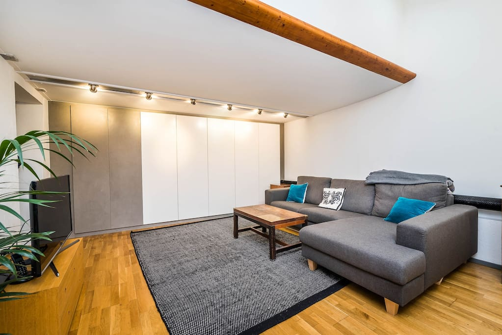 Converted Warehouse Apartments For Rent
