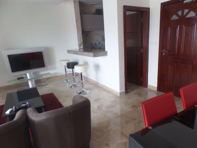 Appart 1 Chambre Salon Riviera 4 - Abidjan - Apartamento