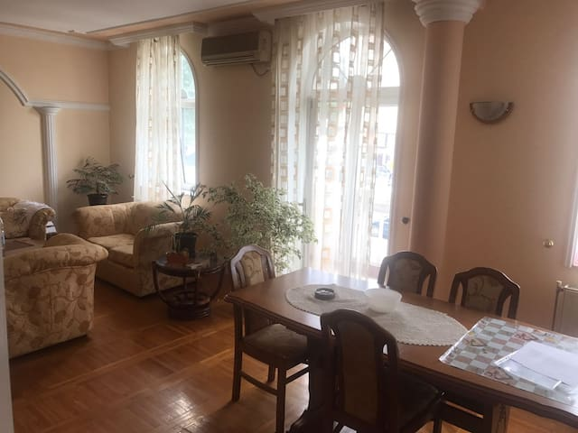 Apartment 100m², center, Topola