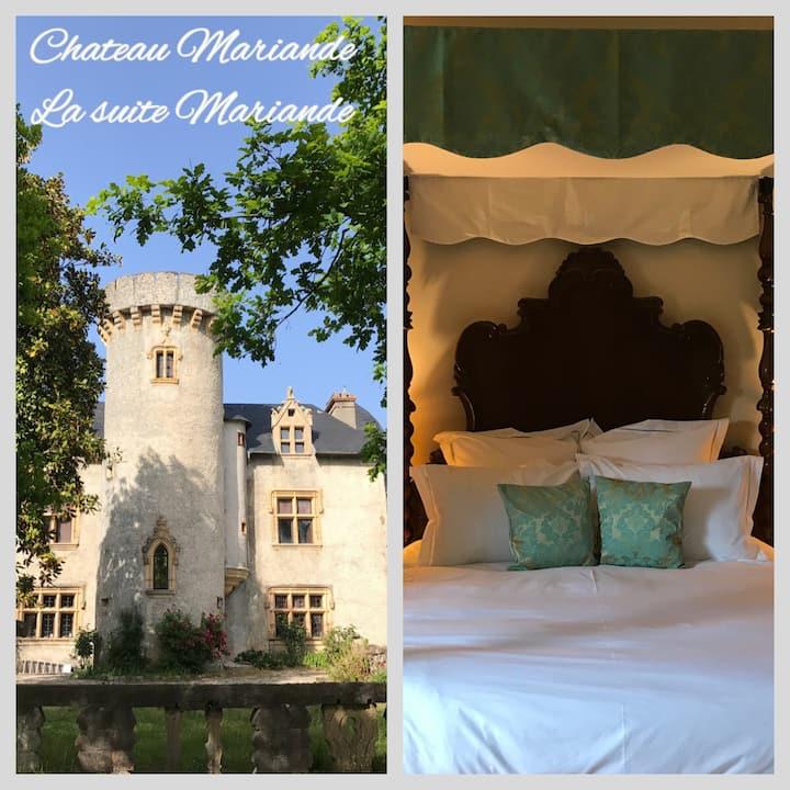 Château Mariande ,Chambres d'Hôtes,Suite Mariande
