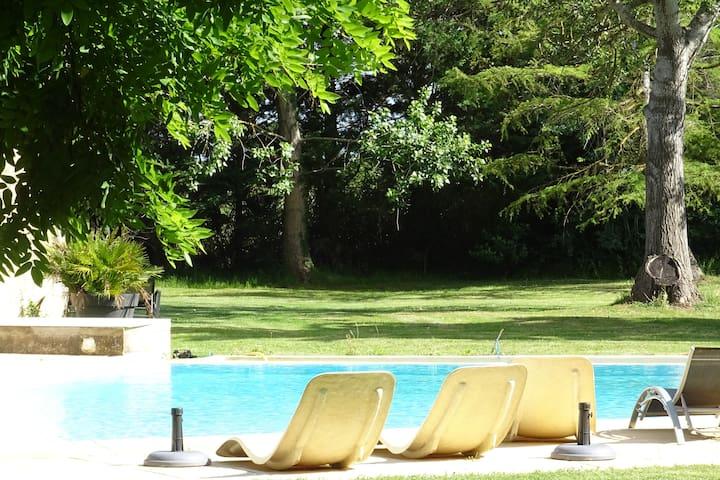 La Bergerie de Marignan 6 pers Calme repos piscine
