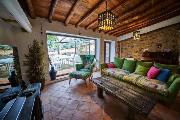Vivienda Rural con encanto en la sierra de Aracena