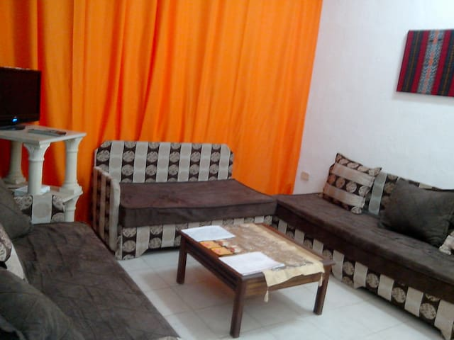 Nino Appart  Tunis el Menzah 1 - Tunis - 公寓