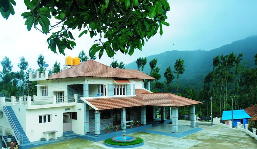 Honeyrock Homestay - Best Homestay In Chikmagalur