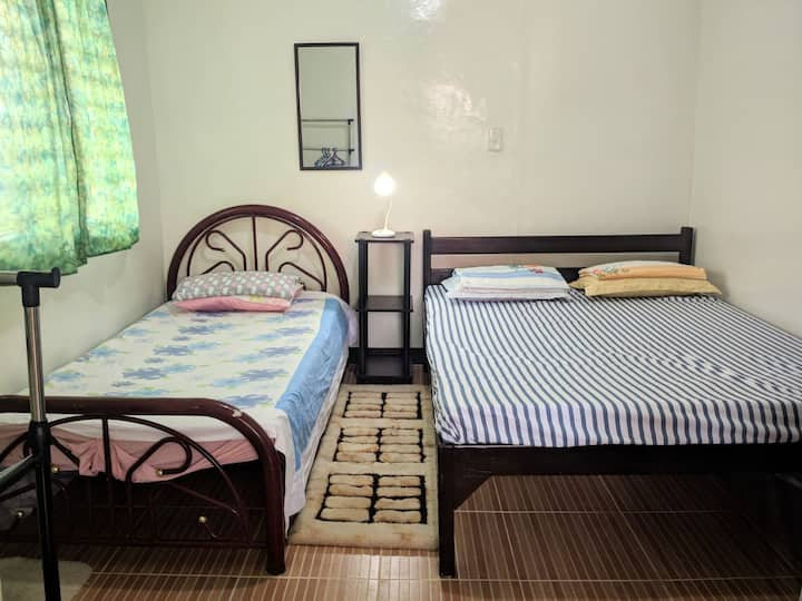 Private Room w/ AC, Kitchen CR  FREE PICKUP