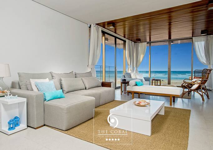 The Coral Beach Resort - Vila Eivissia - Beira-mar