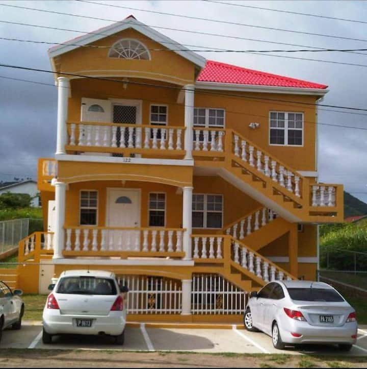 Full apartment unit in Basseterre