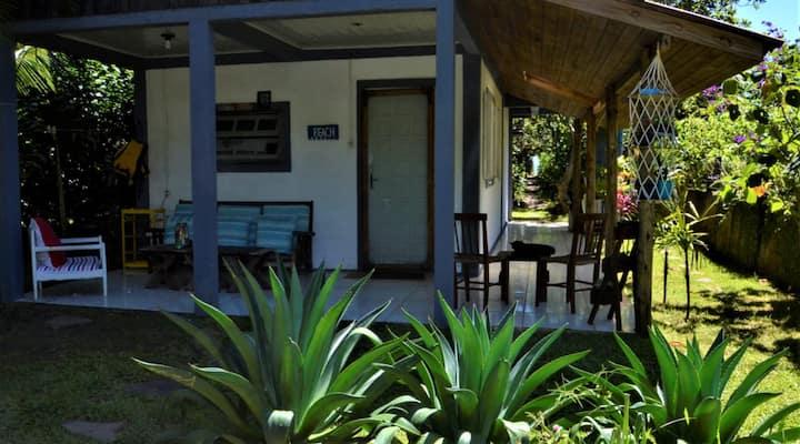 Casa completa na praia do Matadeiro