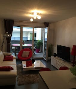 Bel appartement 60m2,balcon,parking - 維尼西厄(Vénissieux)