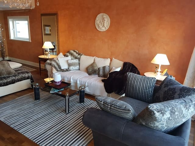 Luxurious penthouse renovated 170 m2