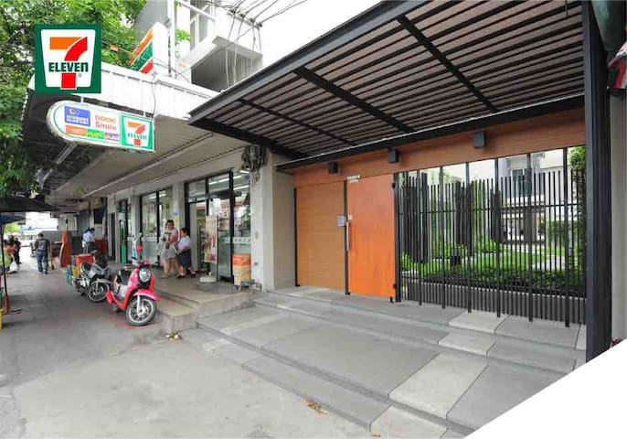 Closeto MRT Bangkae 3 m WIFI and Convenient Store