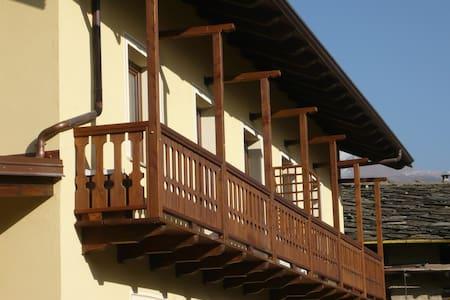 Appartamento in agriturismo Cré seren - Giaglione - 公寓