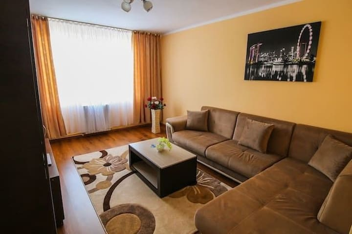 Cozy Apartment near Airport and Therme Bucharest