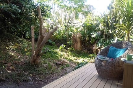 Private cottage in Torbay, close to beaches - 奥克兰 - 小木屋