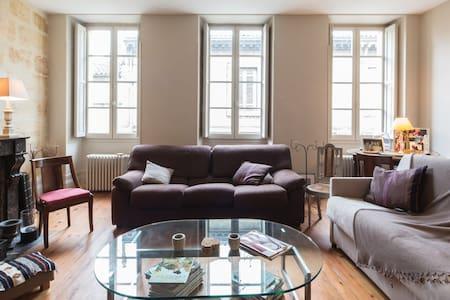 Chambre au coeur de Bordeaux - Bordeaux - Bed & Breakfast