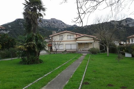 Pleasent and quiest chalet in Cantabria - Liendo - Alpehytte