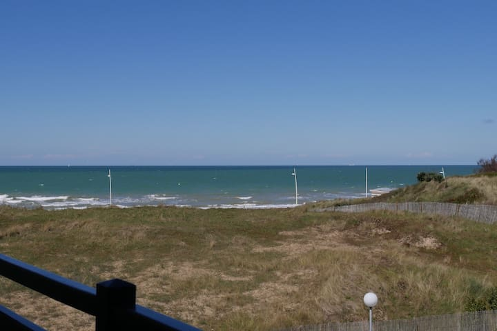 Cabourg - Bel appartement vue s/mer - Cabourg - อพาร์ทเมนท์